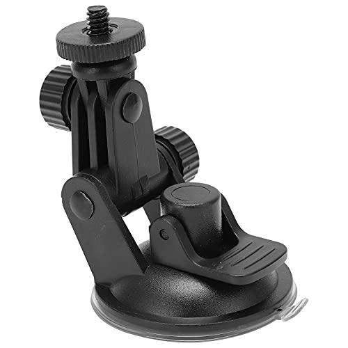 Surebuy Sostenedor de la Ventosa de la cámara, Mini Ventosa de la cámara de la Ventosa para Registrar el Proceso de conducción