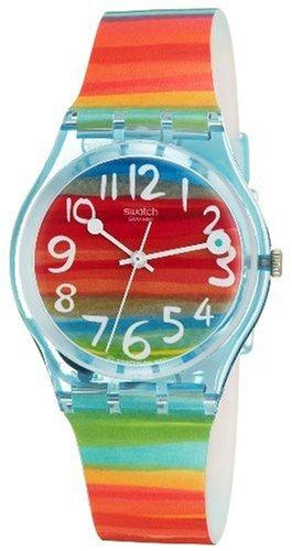 reloj juvenil Swatch Color The Sky