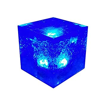 Uyebros Tesseract Stone Replica Infinity Stone L-ki Cosplay Prop  Tesseract