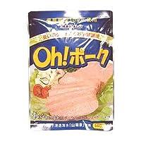 沖縄ハム(オキハム) OH!ポーク 140g×12セット 13110401