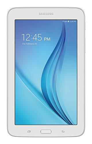 Samsung Galaxy Tab E Lite 7-Inch Tablet 8GB Wifi - White - Renewed