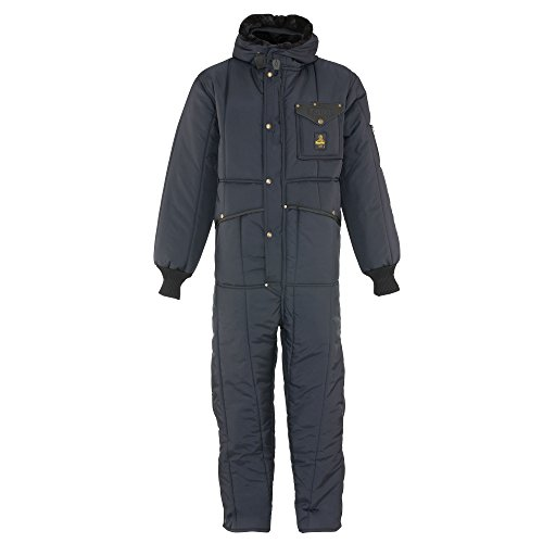 RefrigiWear Iron-Tuff Insulated Coveralls with Hood -50F...