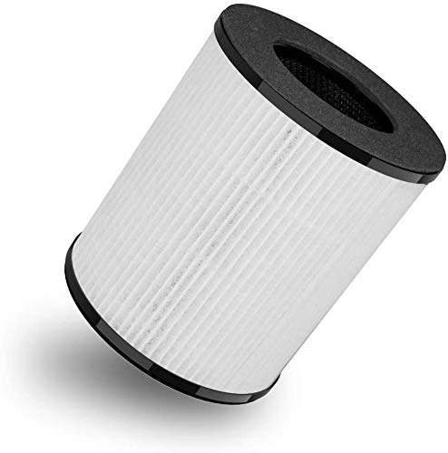 HOKEKI Air Purifier VK-6067B Replacement Filter with True HEPA Filter and Activated Carbon Filters Set, Replacement Filter for HOKEKI VK-6067B
