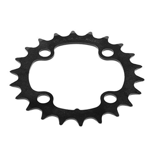1 Stück Fahrrad Kettenblatt (ohne Schrauben) 22, 32, 42, 44 Zähne, 4 Schrauben - 22T
