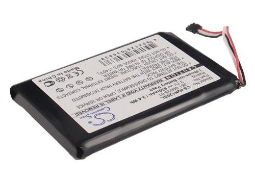Batteria GPS Garmin Nuvi 1200, Nuvi 1205, Nuvi 1205W, Nuvi 1250, Nuvi 1255W, Nuvi, Li-ion, 930 mAh