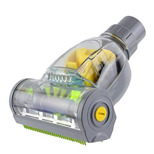 Spares2go universel Mini Turbo Brosse de sol pour tous les modèles d'aspirateurs 32 mm