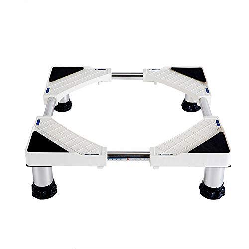 Base De Machine À Laver Réglable En Acier Inoxydable Pour Réfrigérateur Et Congélateur (Couleur : 8 feet, taille : 20-24cm)