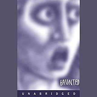Haunted                   By:                                                                                                                                 Chuck Palahniuk                               Narrated by:                                                                                                                                 Scott Brick,                                                                                        Marc Cashman,                                                                                        Erik Davies,                   and others                 Length: 13 hrs and 51 mins     1,210 ratings     Overall 3.7