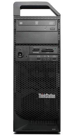 Lenovo ThinkStation S30 3.2GHz E5-1650 Torre Nero Stazione di lavoro