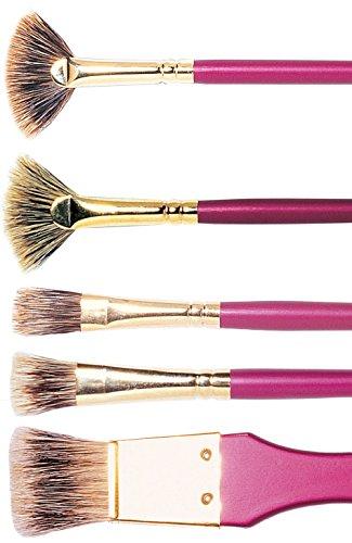 Terry Harrison - Five Brush Set