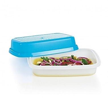 Tupperware Large Season Serve Blue