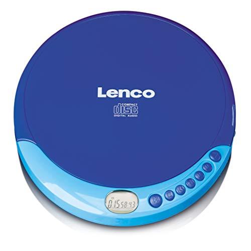 Lenco CD-011 Lecteur CD Portable...