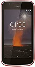 Nokia 1 (Warm Red, 1GB RAM, 8GB Storage)
