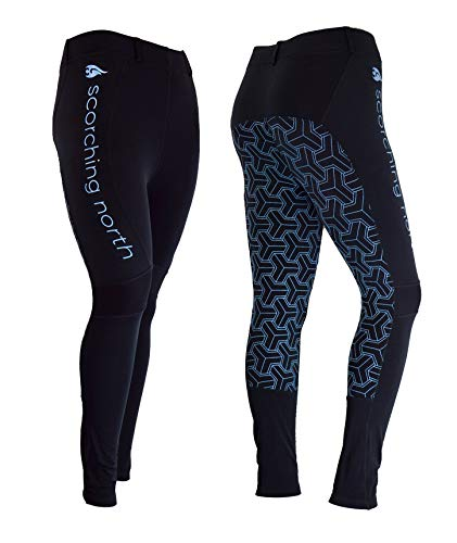 Scorching North Thermo Reitleggings (X-Large)