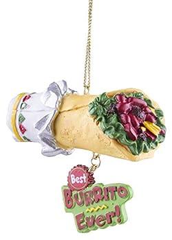 Best burrito christmas ornament Reviews