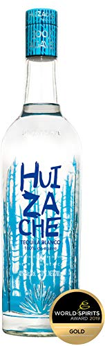 Huizache Tequila Blanco - Gold Gewinner World Spirits Award 2019-100% Agave (1 x 0.7 l)