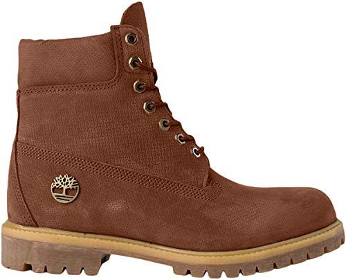 Heren Timberland 6 Inch Premium Boot Wandelen Leren enkellaars