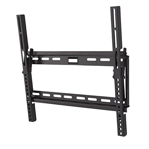 Mahara Neigbare TV-Wandhalterung, 400 mm x 400 mm, VESA, für Fernseher bis 55 Zoll