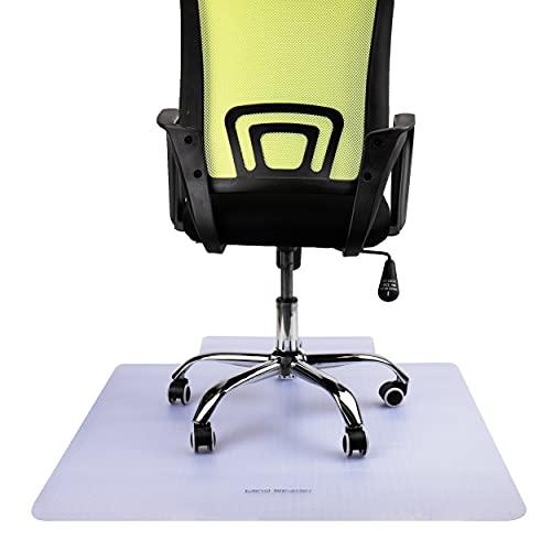 Mind Reader OFFCMAT-CLR Office 36' x 48', Heavy Duty, Easy Glide, Floor Computer Desk Chair,...