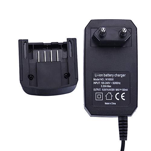 Cargador de batería li-ion para Black & Decker LCS1620 Batería de ion de litio 20V para de 14.4V 18V 20 voltios LBXR20 LBXR20-OPE LB20 LBX20 LBX4020 LB2X4020 LBXR2020-OPE BL1514 LBXR16