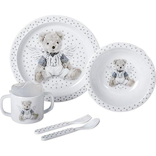 Coffret repas bébé ours