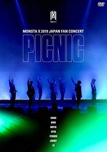 【メーカー特典あり】MONSTA X, JAPAN FAN CONCERT 2019【PICNIC】【特典:A5クリアファイル付】[DVD]