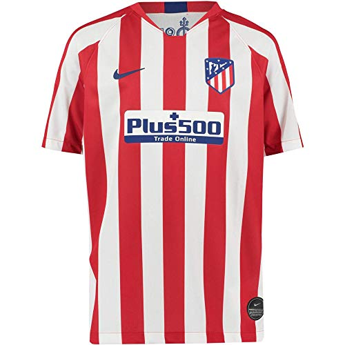 Nike Atletico Madrid Junior Home Jersey 2019-20 (S 128-137cm 8-10YRS) Red