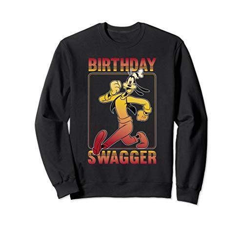 Disney Goofy Birthday Swagger Sweatshirt