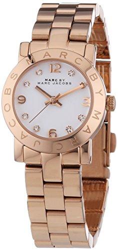 Marc by Marc Jacobs Reloj con Correa de Metal, para Mujer MBM3078
