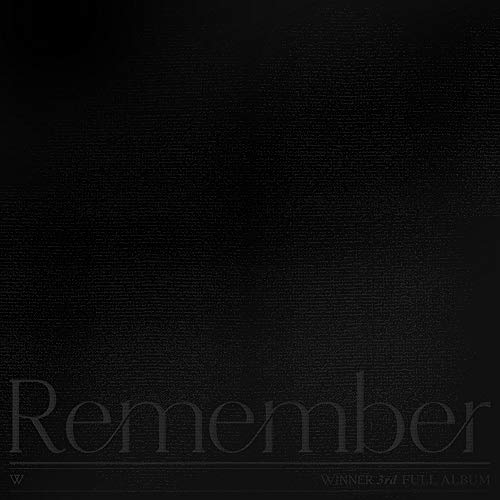 YG Entertainment Winner - Remember (3rd Full Album) Album+Extra Photocard Set (US ver.)