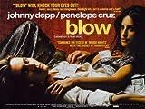 Blow - Johnny Depp – Movie Wall Art Poster Print – 43cm