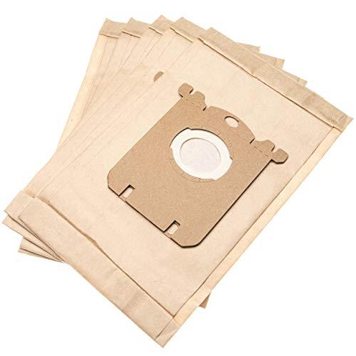 vhbw 5 Staubsaugerbeutel passend für Electrolux ZO 6320, ZO 6322, ZO 6330, ZO 6350, ZUA3830P, ZV 1010, ZV 1020 Staubsauger, Papier 25.75cm x 16.2cm