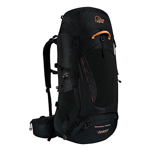 Lowe Alpine Manaslu 55:65 - Sac à dos randonnée Homme - noir Modèle Large 2016