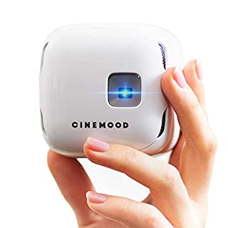 CINEMOOD Portable Movie Theater - Includes Educational Disney Content, Streams Netflix, Amazon Prime Videos and Youtube - Anytime, Anyplace (B079HJB9P8) | Amazon price tracker / tracking, Amazon price history charts, Amazon price watches, Amazon price drop alerts