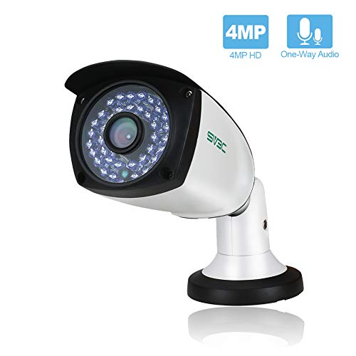 Best IP POE Camera Security Outdoor 4 Megapixels Super HD Waterproof Video Camera