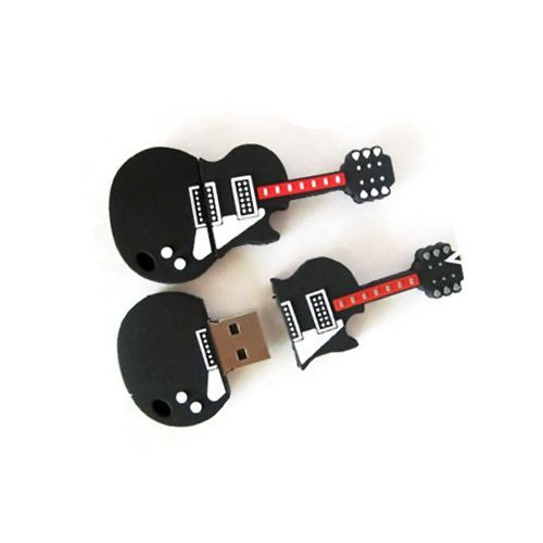 Yoousb - Memoria Usb (16 Gb), Diseño de Guitarra Eléctrica