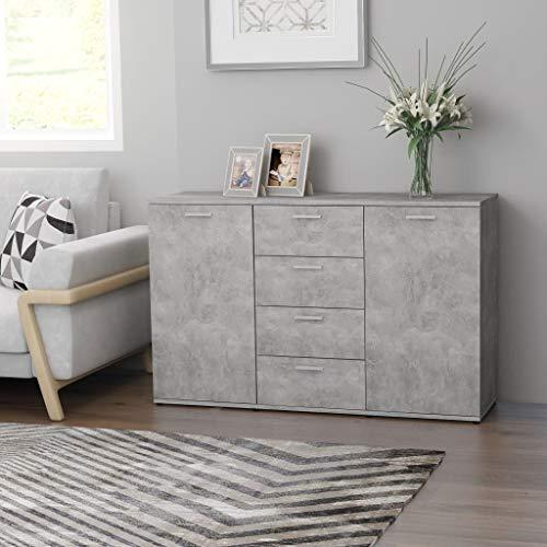 Moderner Allzweckschrank, Style Home, Kommode, Sideboard, Wohnzimmerschrank, für Schlafzimmer Wohnzimmer, Esszimmer,...