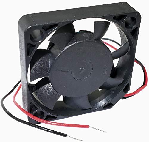 AERZETIX - Ventilador Axial de Refrigeración - Vapo - 5V DC - 30x30x6mm - 8.28m3/h - 9100rpm - 0.112A - 0.56W - 23.6dBA - C46880
