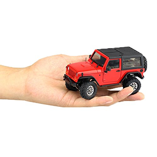 AVANI EXCHANGE Orlandoo-Hunter OH35A01 1/35 DIY Kit RC Crawler sin Parte eléctrica, no Color