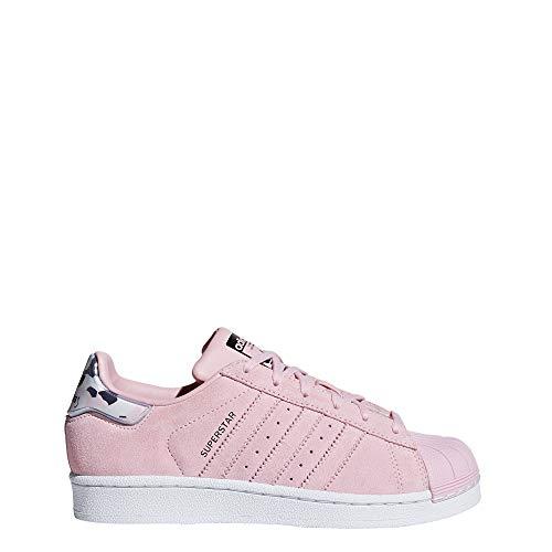 adidas Unisex-Erwachsene Superstar J-B37262 Fitnessschuhe, Pink (Rosa 000), 38 2/3 EU