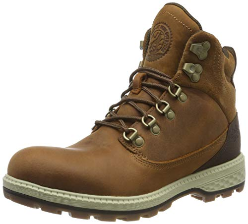 Jack Wolfskin Damen Jack Texapore MID W Wasserdicht Combat Boots, Braun (Desert Brown/Espresso 5213), 42 EU