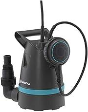 Gardena Dompelpomp 8600 Basic, voor Helder Water, 400 W, 8600 l/h, 0.5 Bar