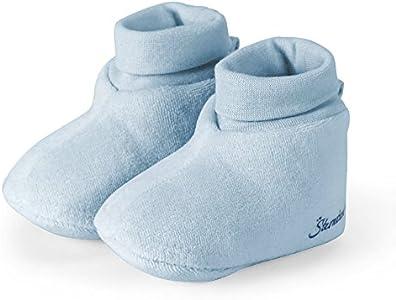 Sterntaler Patucos, Mocasines (Loafer) para Bebés, Azul (Light Blue 313), 16 EU