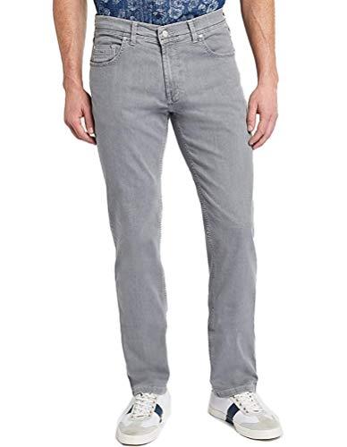Pioneer - 5-Pocket Herren Jeans in der Farbe Grey, Regular Fit, Rando MEGAFLEX (1680 9875 13), Größe:W38/L32, Farbe:Grey