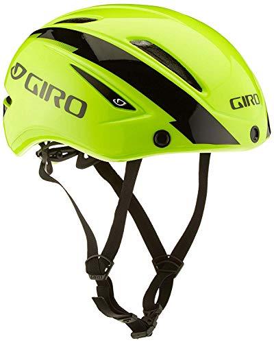 Giro Erwachsene Fahrradhelm Air Attack Shield 16, Brightred/Black, S