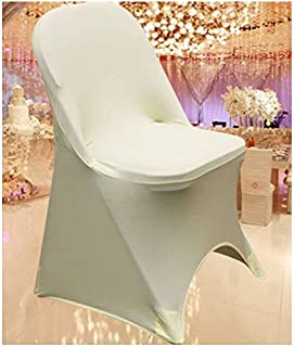 Best spandex chair covers ivory Reviews