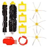 iRobot spare parts filters and brushes set for Roomba series 700...