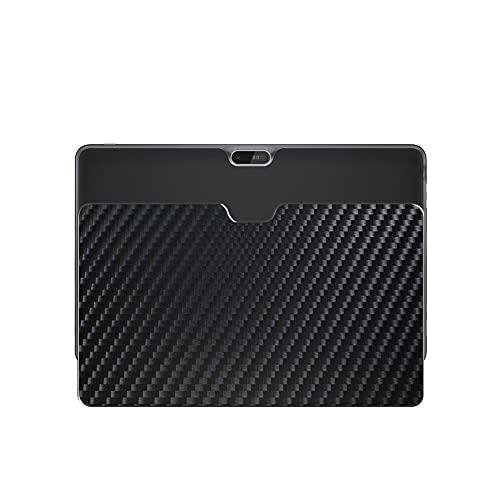 """Vaxson 2 Unidades Protector de pantalla Posterior, compatible con Dell Venue 11 5000 (5130 Pro) 10.8"""", Película Protectora Skin Piel Negro [No Carcasa Case ]"""