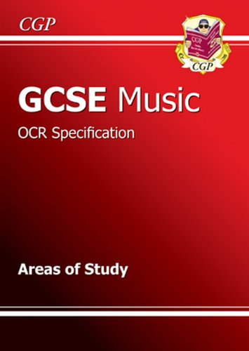 GCSE Music OCR Areas of Study