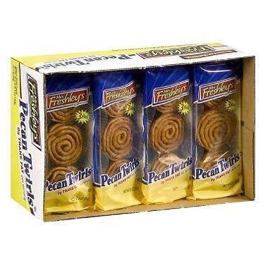Mrs. Freshley's Pecan Twirls Sweet Rolls